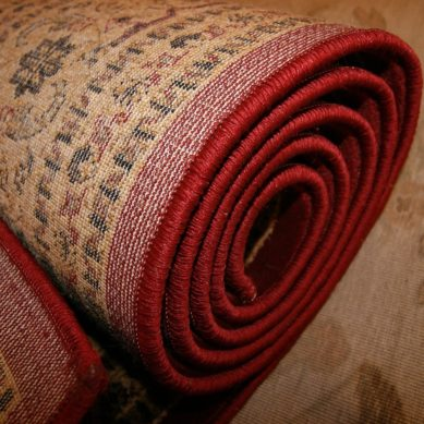 Carpet's care: from installation to preservation