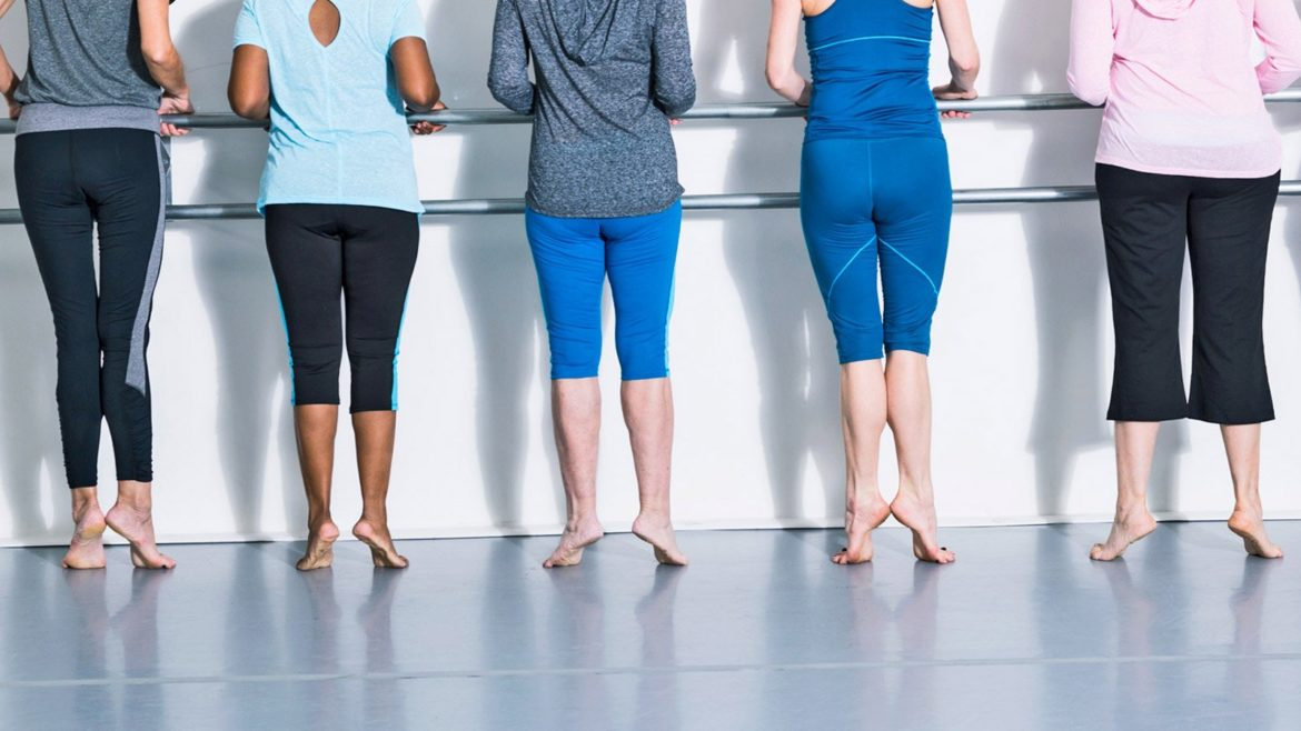 Women are more active with free community workouts