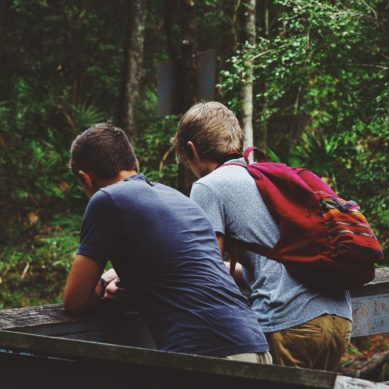 In teens, strong friendships may mitigate depression associated with excessive video gaming