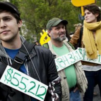 Is student debt responsible for 'boomeranging' among young adults?