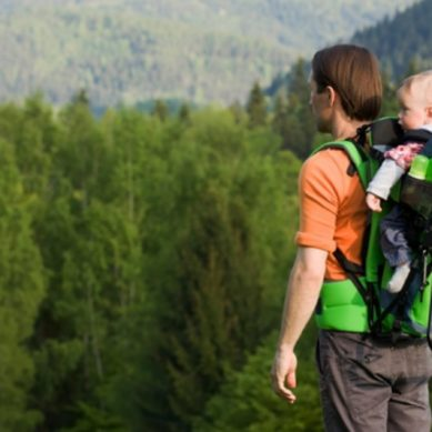 How to use baby backpacks