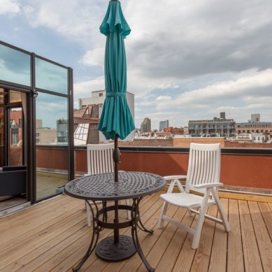 Spring is here: essentials on your terrace
