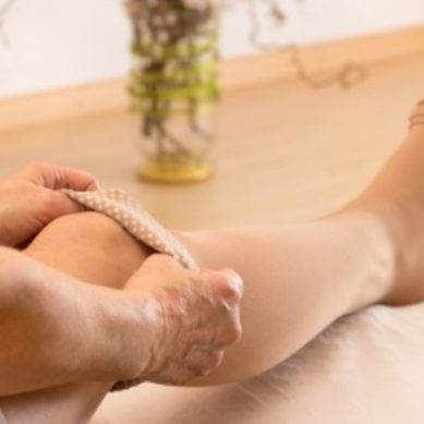 Using Compression Stockings as a Means to Improve Varicose Veins