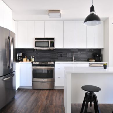 Three basic aspects for kitchen decoration
