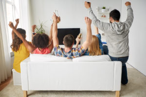 Some Top Ways to have a Brilliant 'Television Show Party' in Your Home