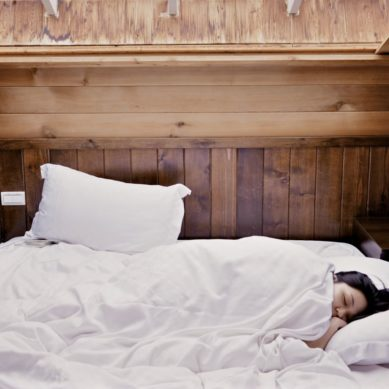 How important is a good night's sleep?