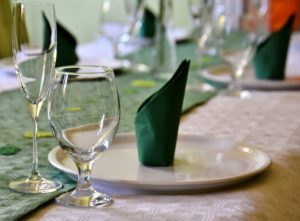 Tips for getting your home ready for a party