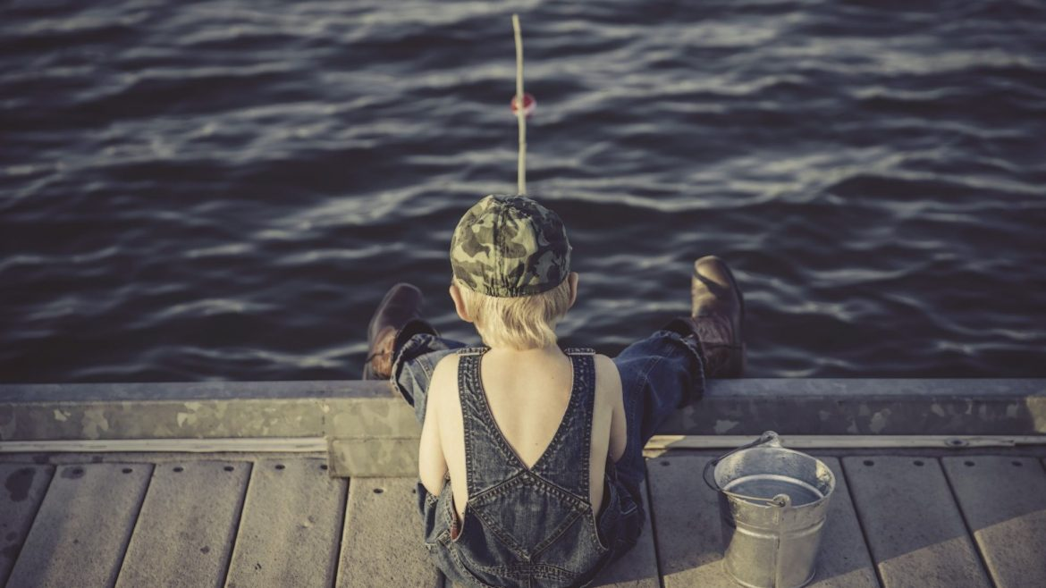 How to make the most of your family fishing trips
