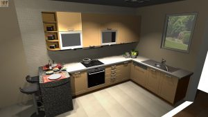 How to best design the ideal kitchen for your needs
