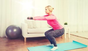Reasons to add squats into your exercise routine