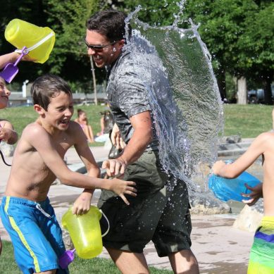 Family fun – 5 ways to have fun with your kids this summer