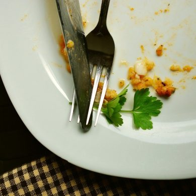 Why the clean-plate phenomenon makes us to eat more than we should?