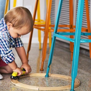 Could vinyl floors make kids actually sick?