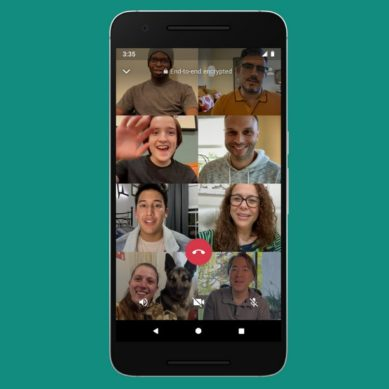 WhatsApp 8-Person Group Video Calling Now Available to Everyone