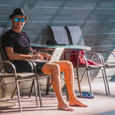 The digital nomads, the new way to travel and work