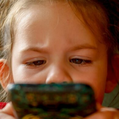 Does screen time negatively affect children?